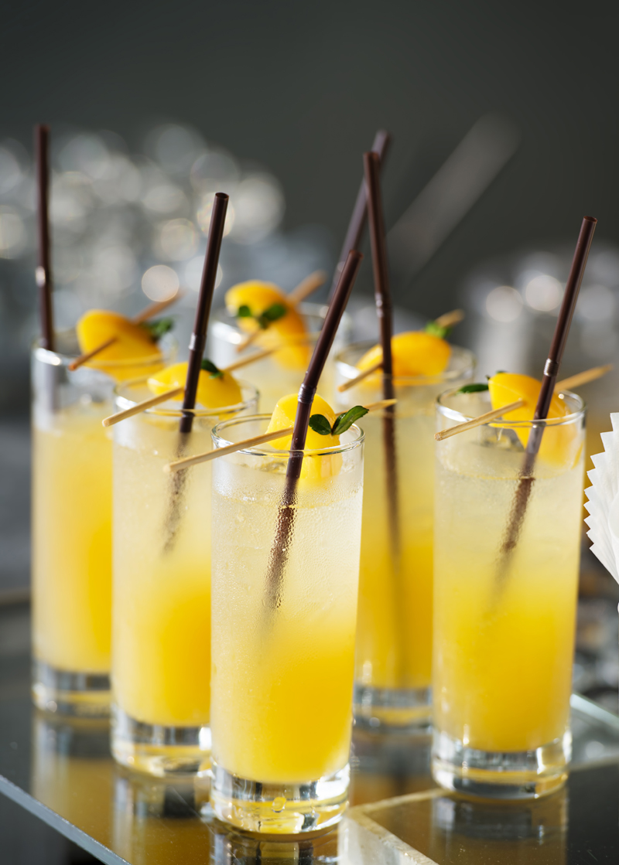 Le vinaigre, l'ingrédient clé des cocktails sans alcools